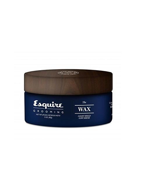 Esquire Grooming Esquire Grooming Light Hold Low Shine Wax 85 Gr Renksiz